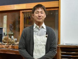 沼本吉生さん